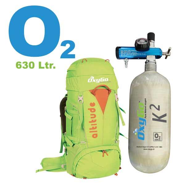 13 Oxygo K2